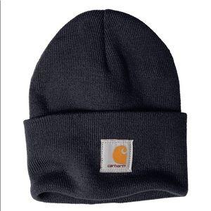 Carhartt Accessories - NWT Black Carhartt Beanie/Acrylic Watch Hat